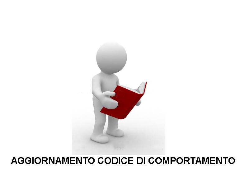 AGGIORNAMENTO CODICE DI COMPORTAMENTO DEI DIPENDENTI